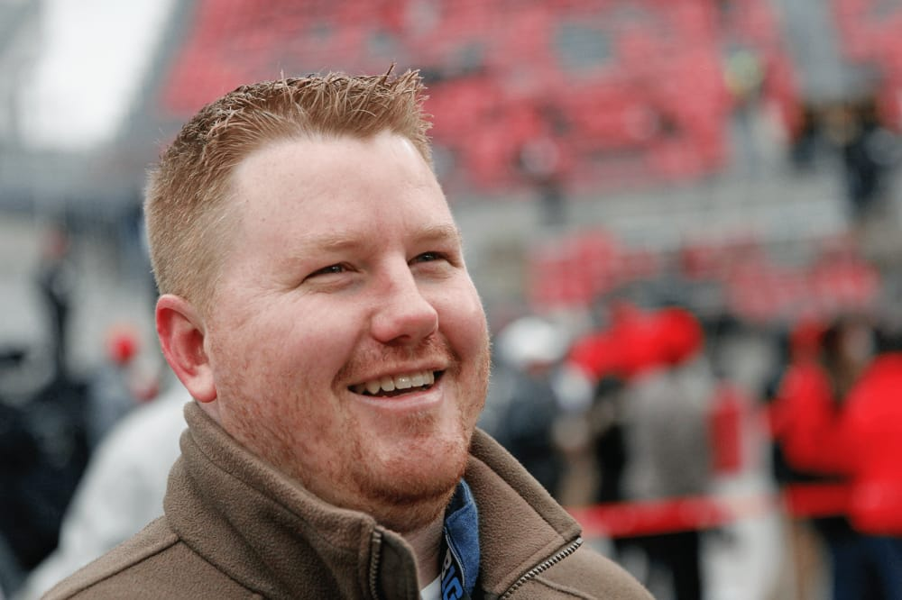 Ohio State-Austin Ward-Ohio State Buckeyes-Ohio State football-Ohio State reporter