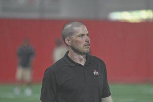 Alex Grinch-Ohio State-Ohio State coaching staff-Ohio State Buckeyes-Josh Proctor