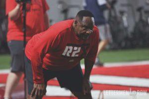 Larry Johnson-Tommy Togiai-Ohio State Buckeyes-Ohio State football-Ohio State defensive line