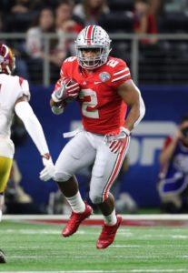 Ohio State-J.K. Dobbins-Ohio State Buckeyes-Ohio State football-running back