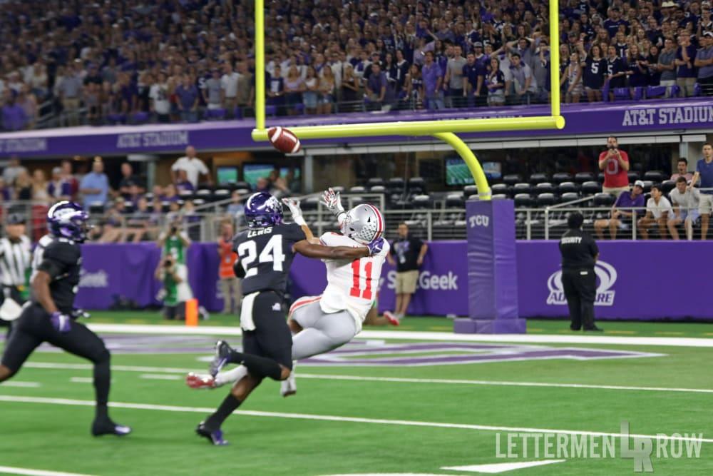 Austin Mack-Ohio State-Ohio State Buckeyes-Austin Mack Ohio State-Ohio State wide receiver
