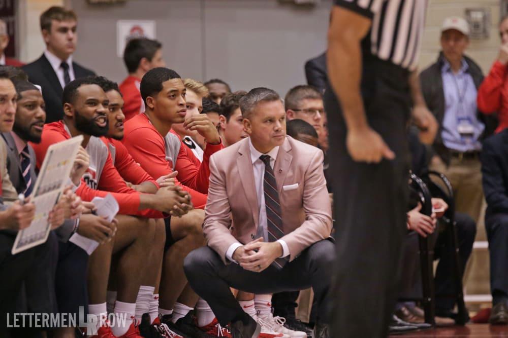 Ohio State-Chris Holtmann-Buckeyes-Ohio State basketball