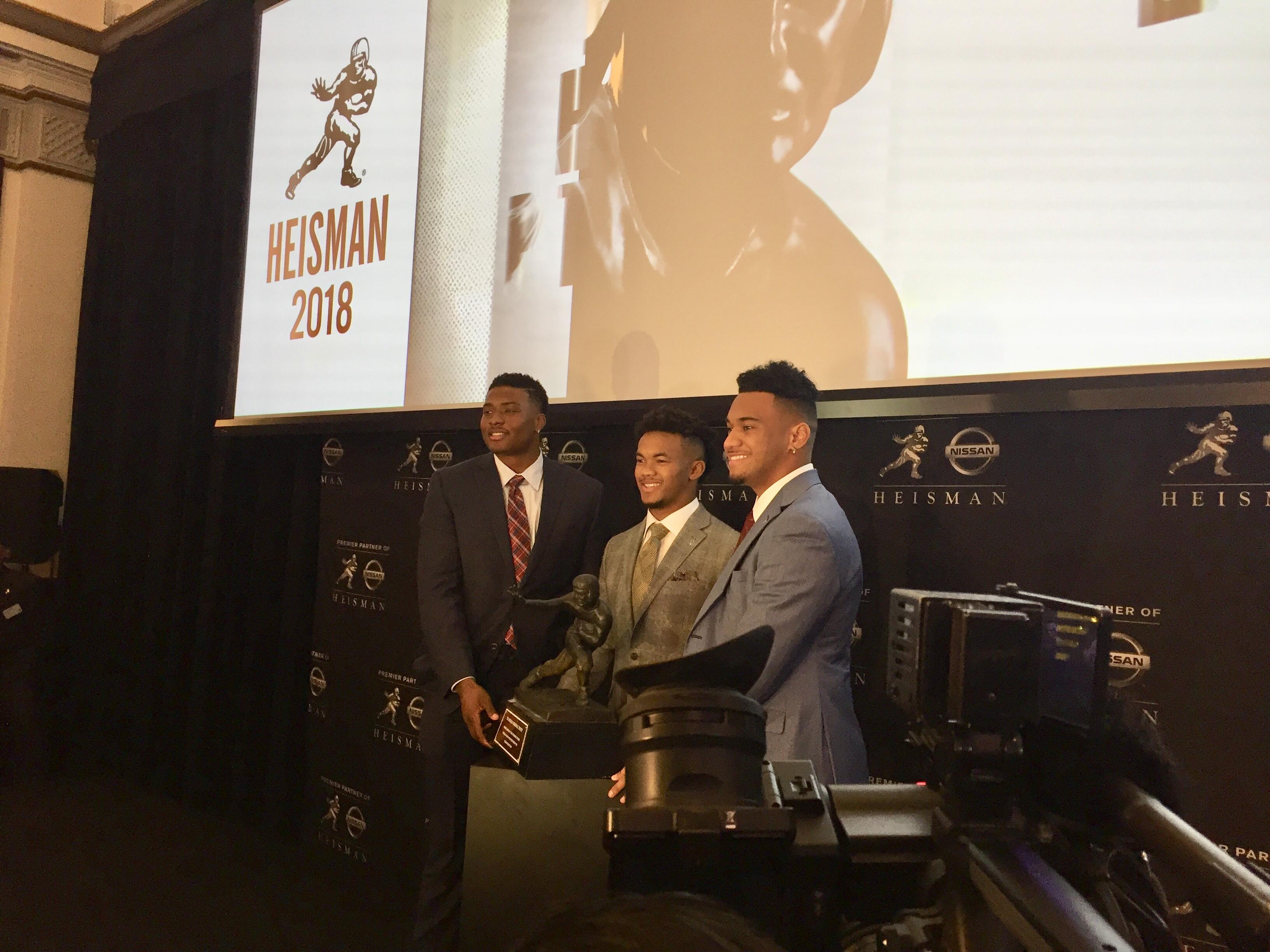 Heisman finalists