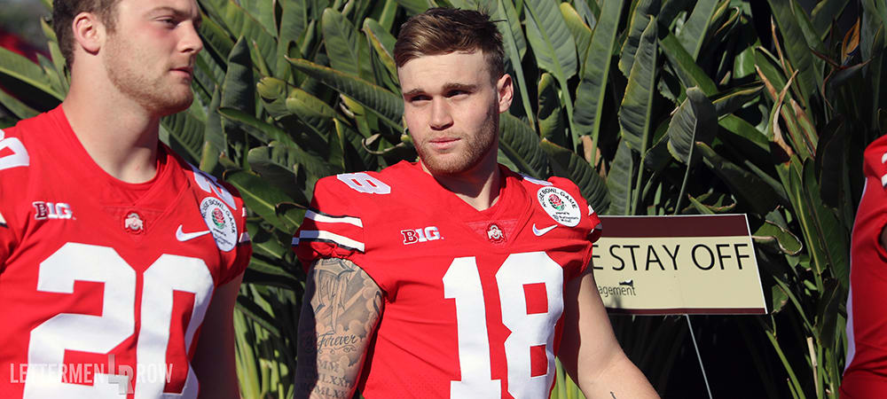 Tate Martell-Ohio State-Buckeyes-Ohio State football