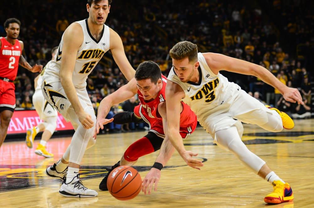 Kyle Young-Ohio State-Buckeyes-Ohio State Buckeyes
