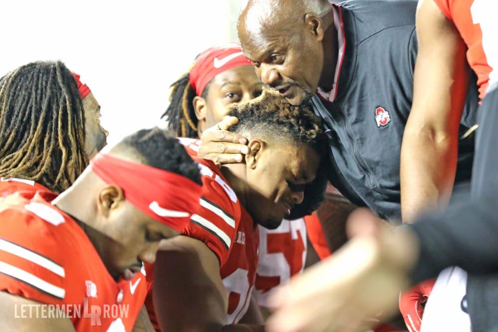 larry johnson buckeyes-larry johnson football coach-larry johnson ohio state-larry johnson defensive line