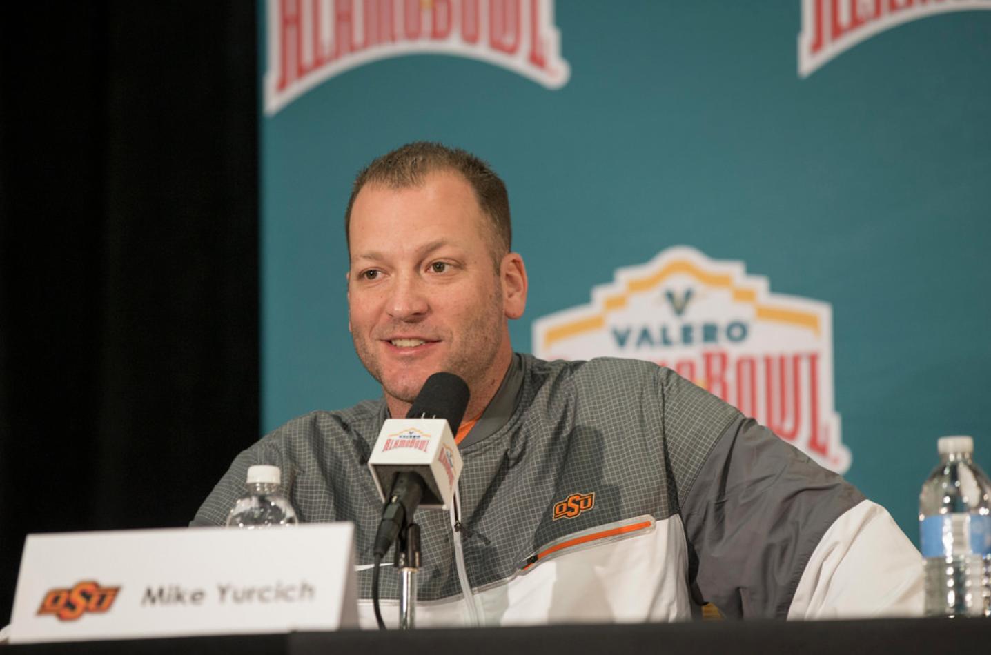 Mike Yurcich via Oklahoma State Athletics