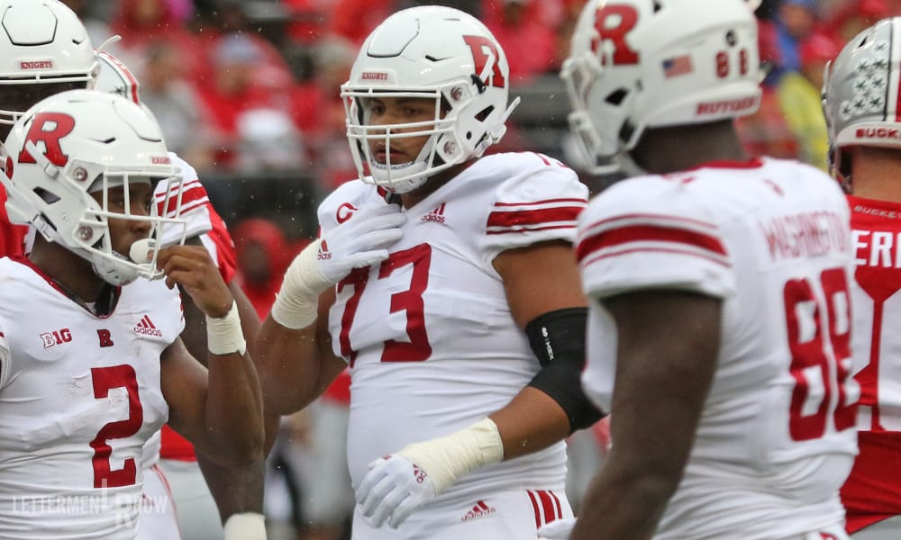 Jonah Jackson-Ohio State-Rutgers-Buckeyes-Ohio State football