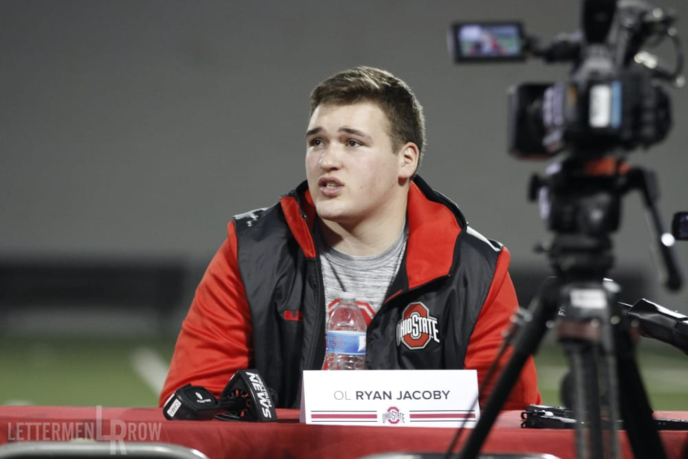 Ryan Jacoby-Ohio State football-Ohio State Buckeyes-class of 2019-Greg Studrawa
