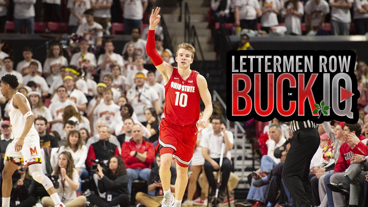 JustinAhrensBuckIQFeatured-Tommy Gilligan-USA TODAY Sports