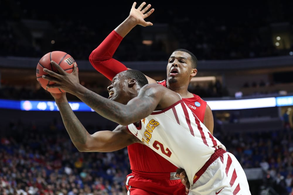 Kaleb Wesson-Ohio State-Buckeyes-Ohio State basketball
