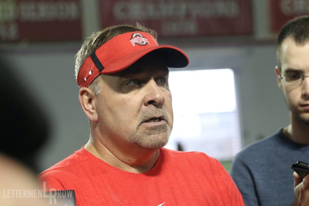 Kevin Wilson-Ohio State-Buckeyes-Ohio State football