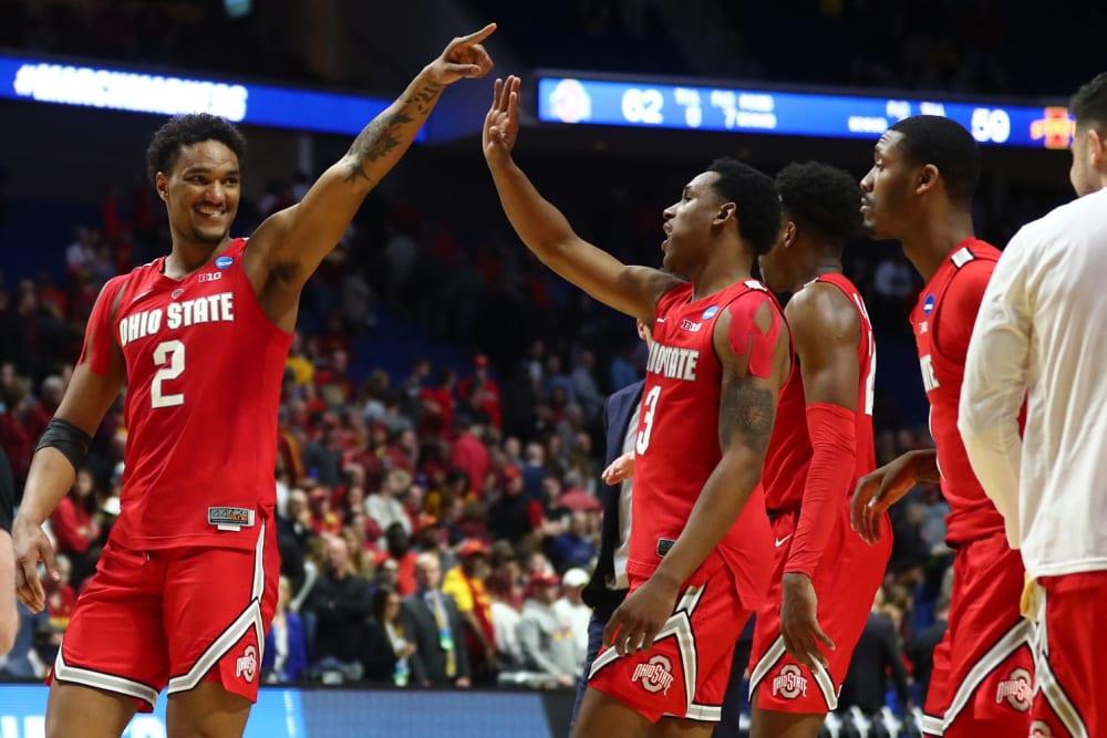 Musa Jallow-Ohio State-Buckeyes-Ohio State basketball