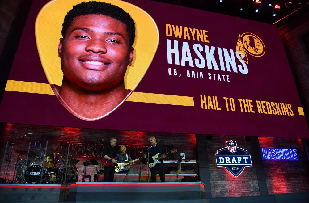 Dwayne Haskins-Ohio State-Buckeyes-Ohio State football