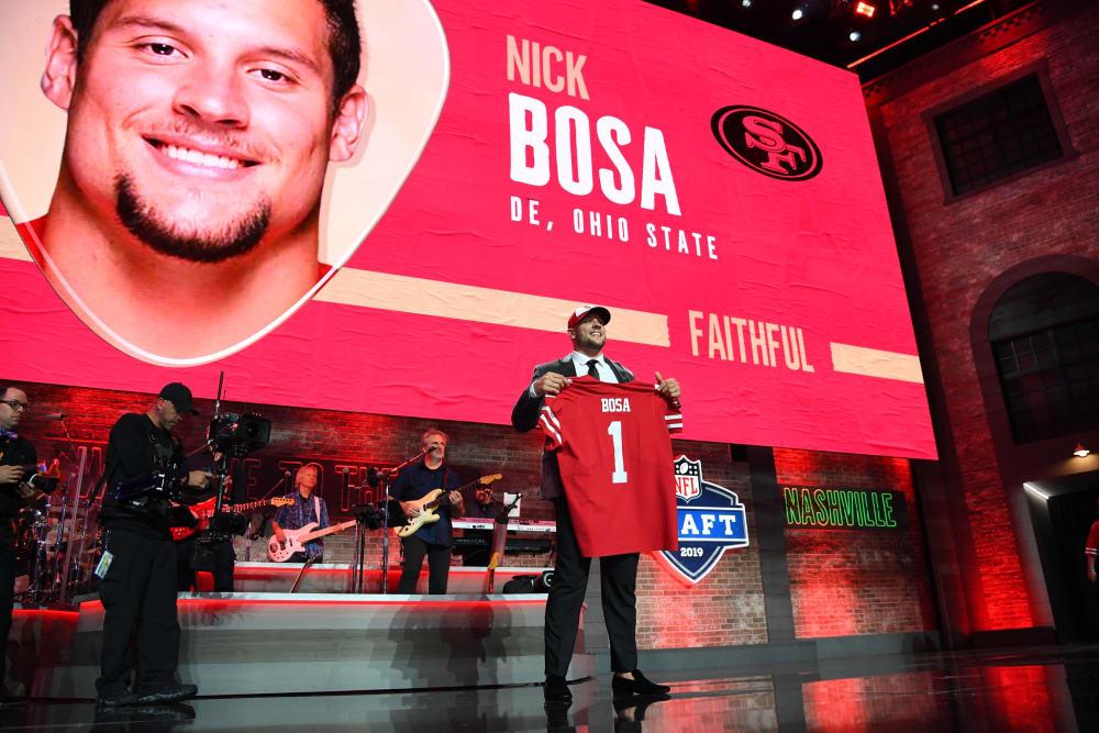 Nick Bosa-Ohio State-Buckeyes-Ohio State football