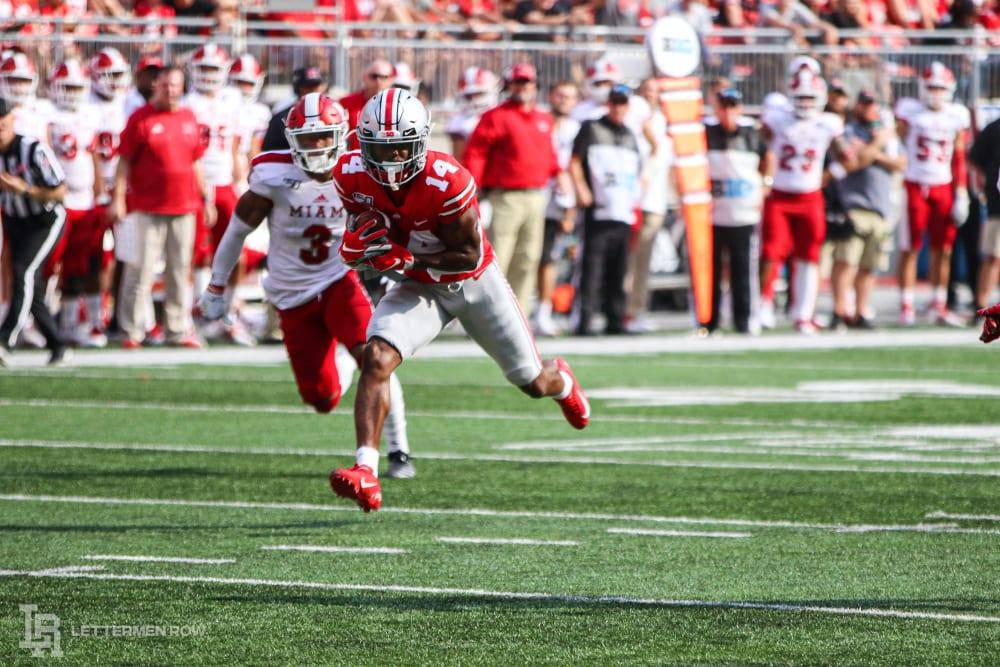 K.J. Hill-Ohio State-Ohio State buckeyes-ohio state football