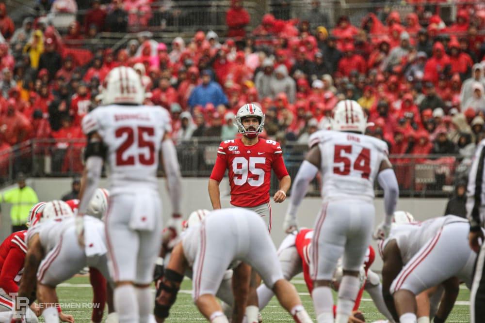 Blake Haubeil-Ohio State-Ohio State buckeyes-Ohio State football