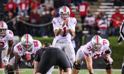 Justin Fields-Ohio State-Ohio State Buckeyes-Ohio State football