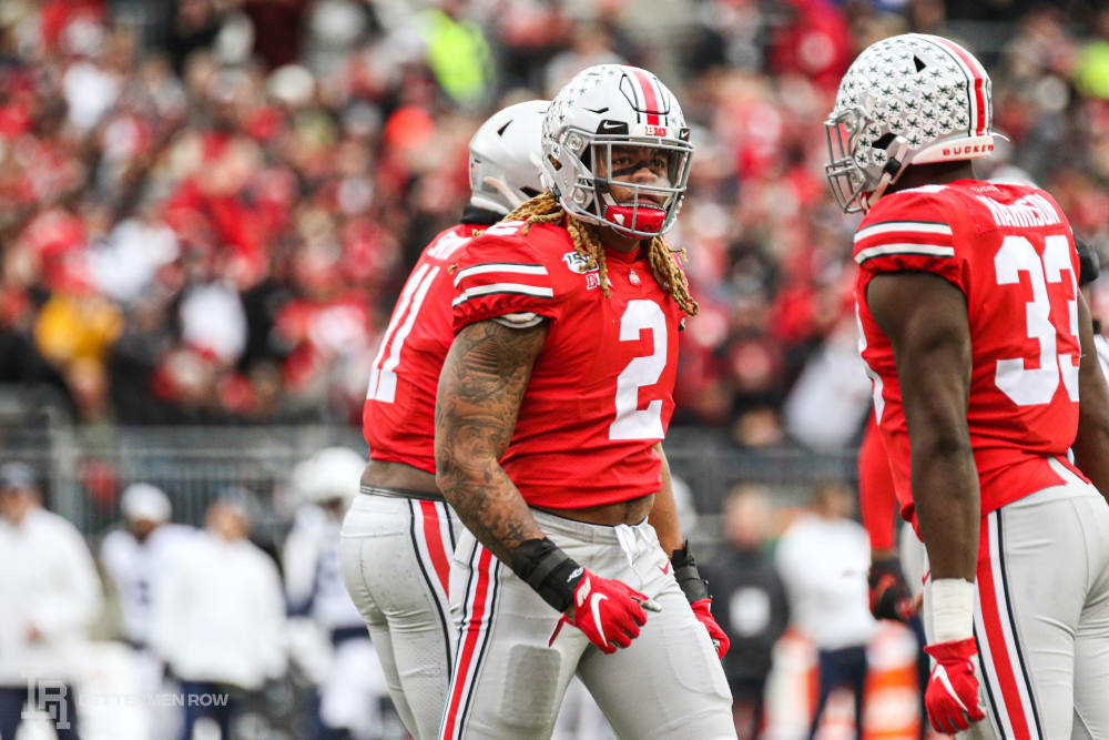 Chase Young-Ohio State-Buckeyes-Ohio State football