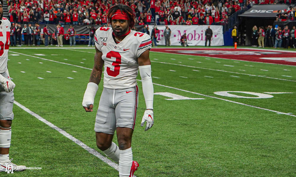 Damon Arnette-Ohio State-Buckeyes-Ohio State football