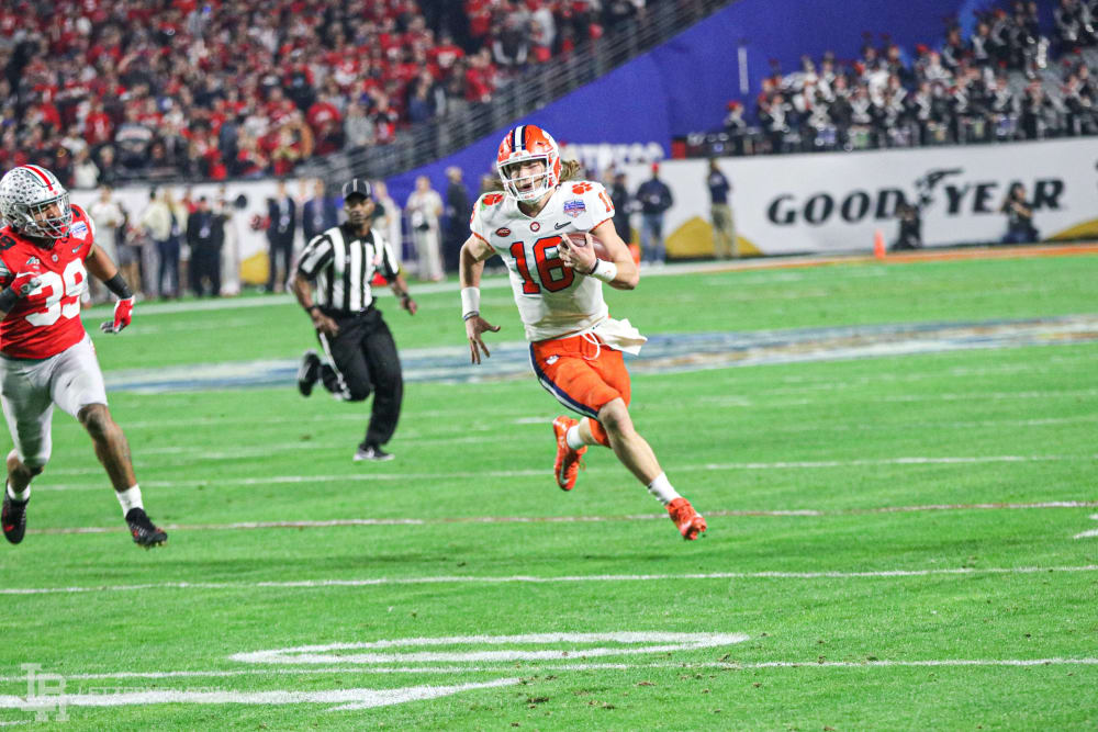 Ohio State-Clemson-Trevor Lawrence-College Football Playoff