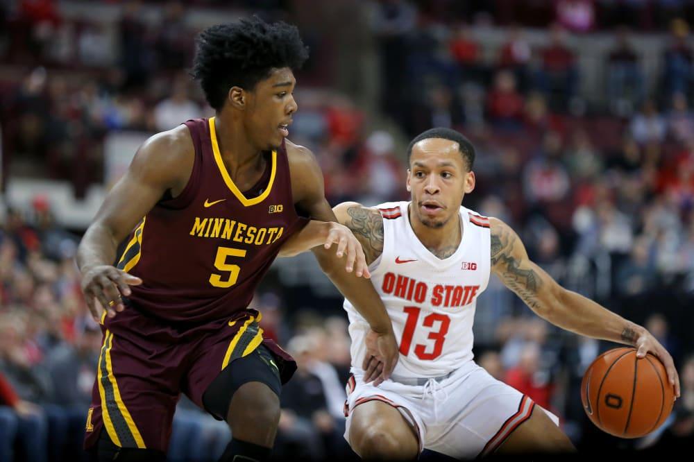 CJ Walker-Ohio State-Buckeyes-Ohio State basketball
