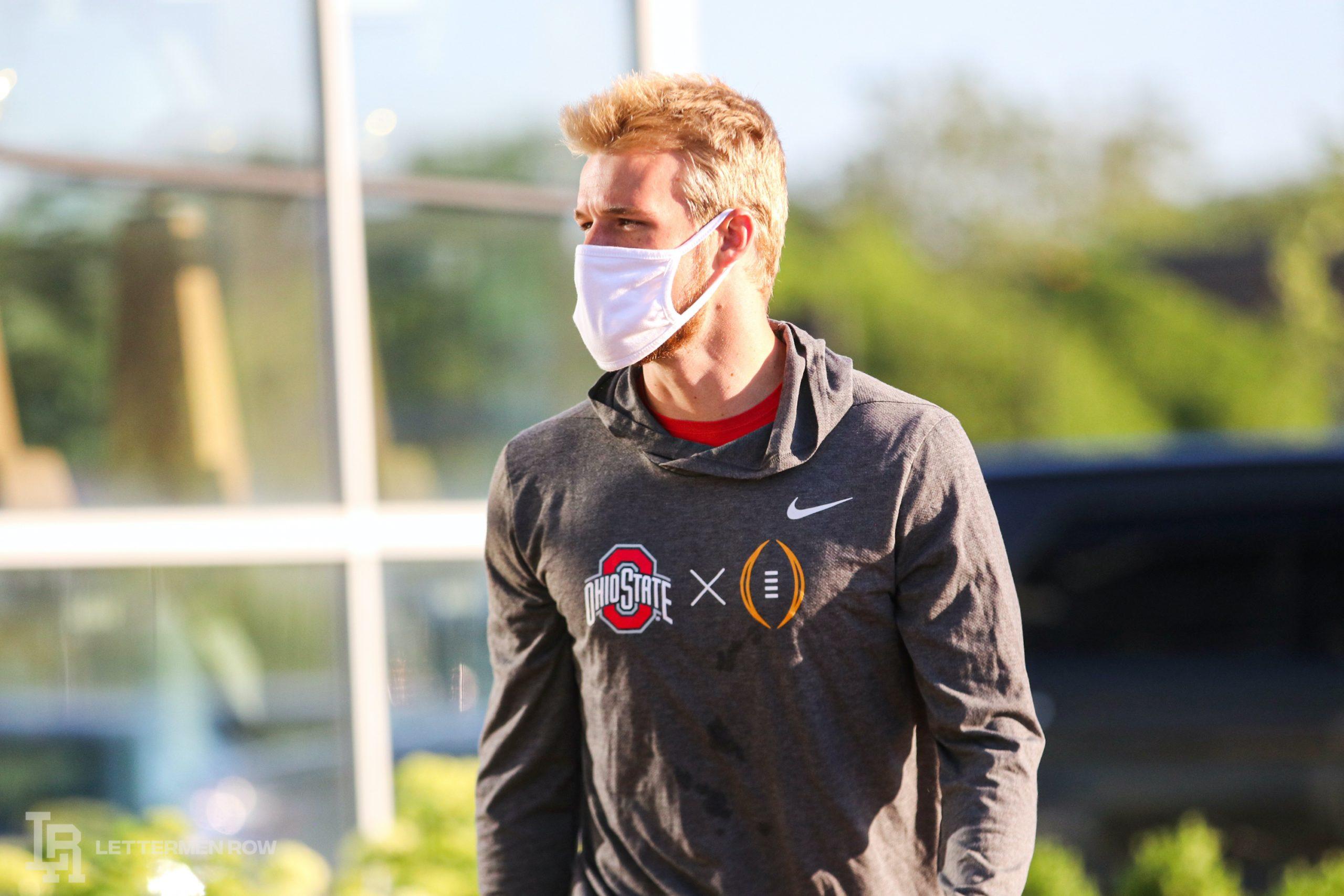 C.J. Saunders-Ohio State-Buckeyes-Ohio State football