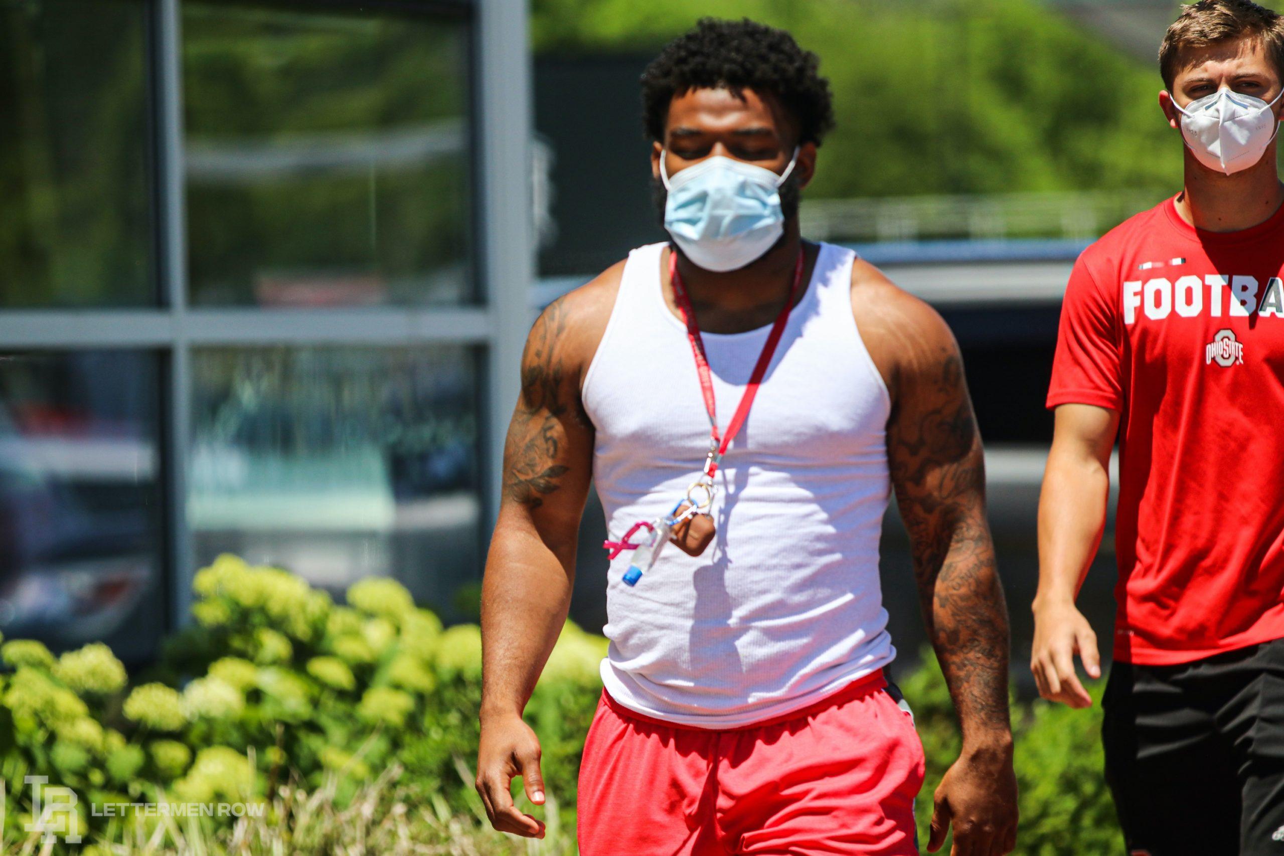 Miyan Williams-Ohio State-Ohio State football-Buckeyes