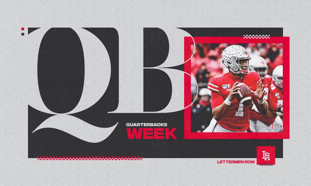QB Week by Sammy Silverman