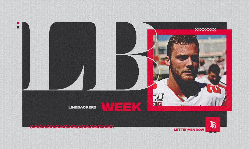 Pete Werner LB Week
