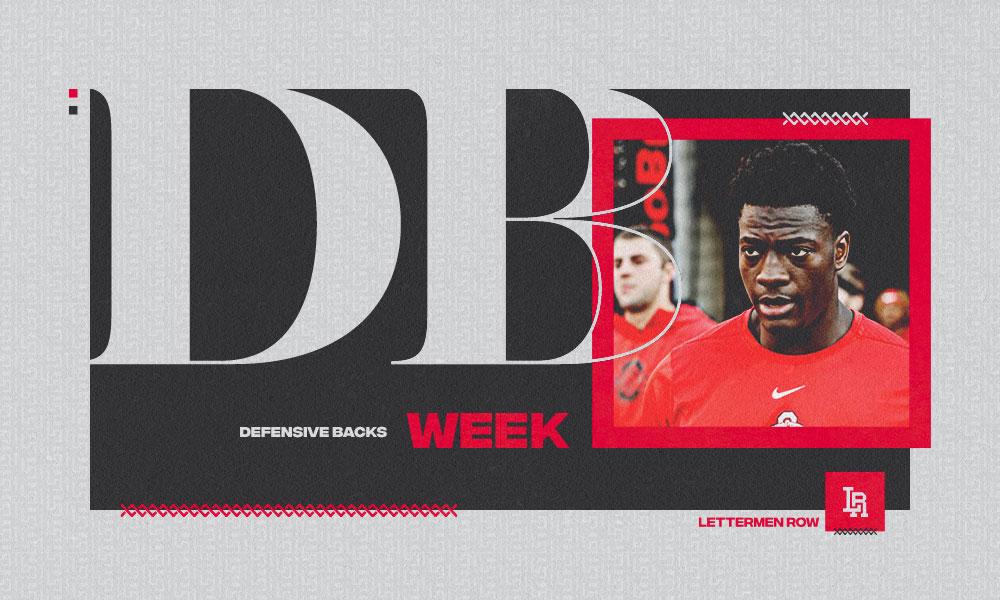 Sevyn Banks DB Week