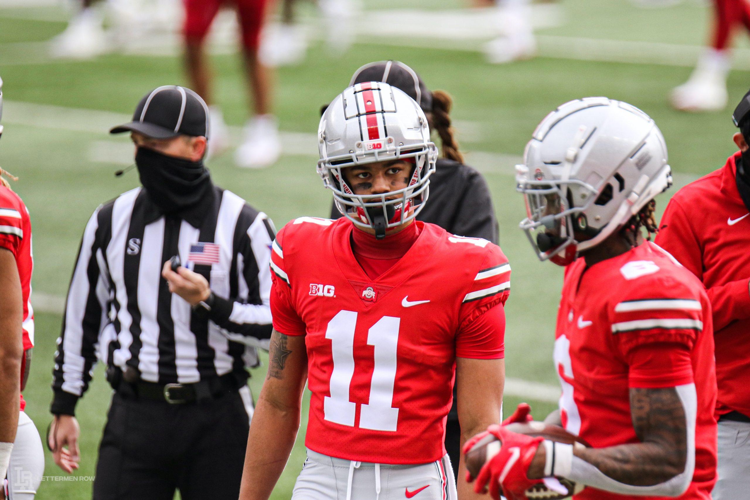Jaxon Smith-Njigba-Ohio State-Ohio State football-Buckeyes