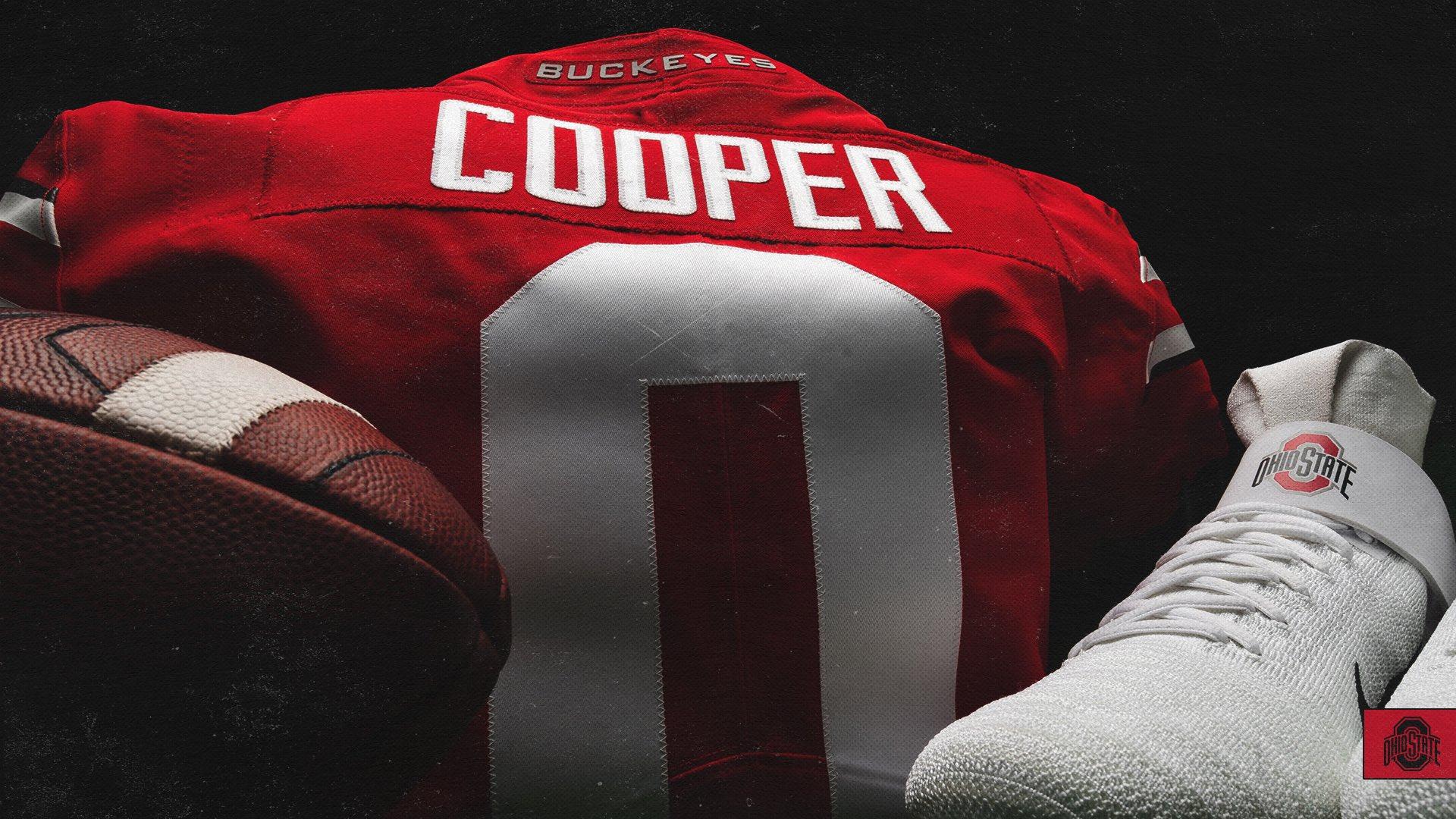 Cooper Block O Ohio State Dept. of Athletics