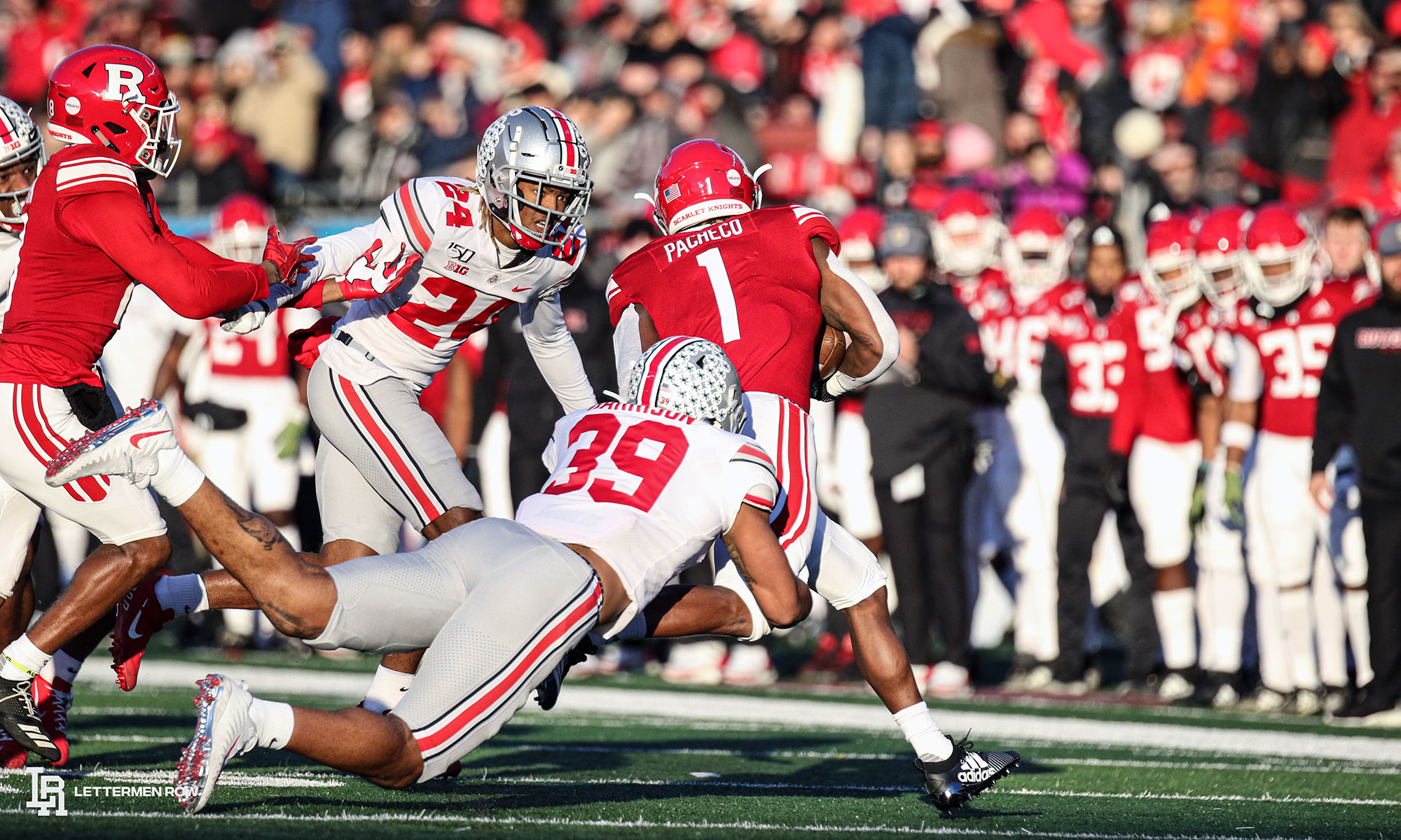 Ohio-State-Rutgers-by-Birm-Lettermen-Row