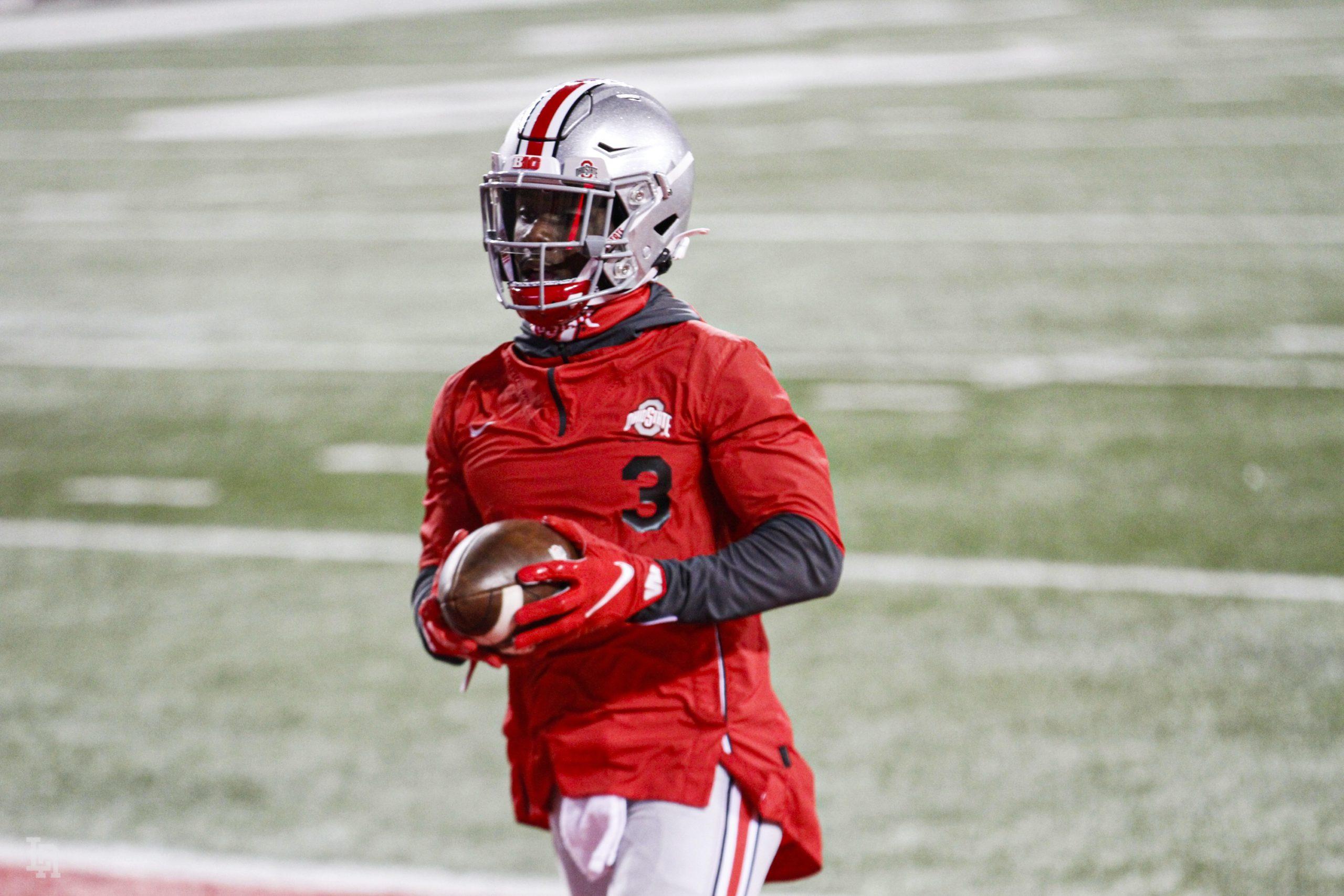 Demario McCall-Ohio State-Buckeyes-Ohio State football