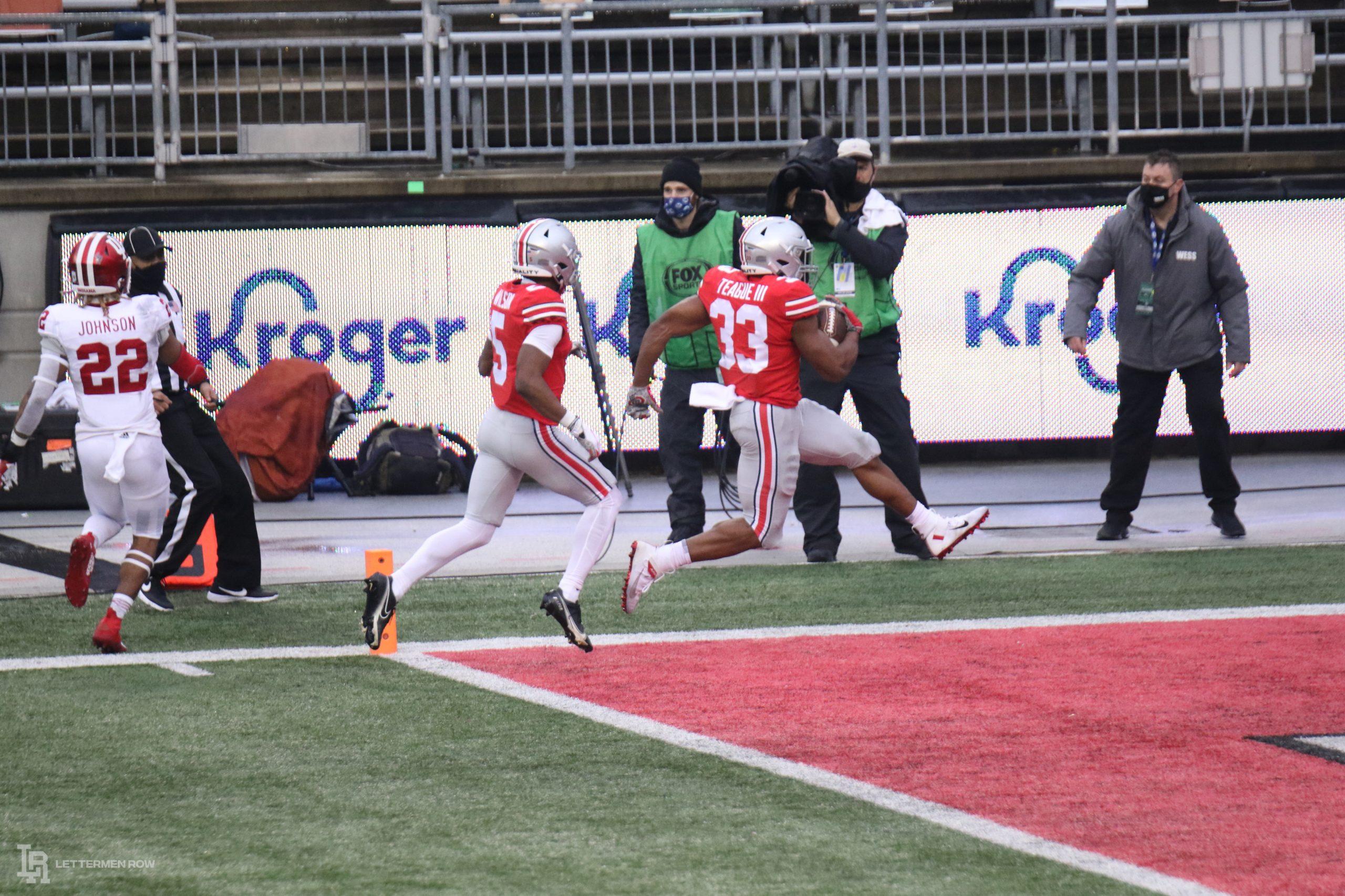Master Teague-Ohio State-Ohio State football-Buckeyes