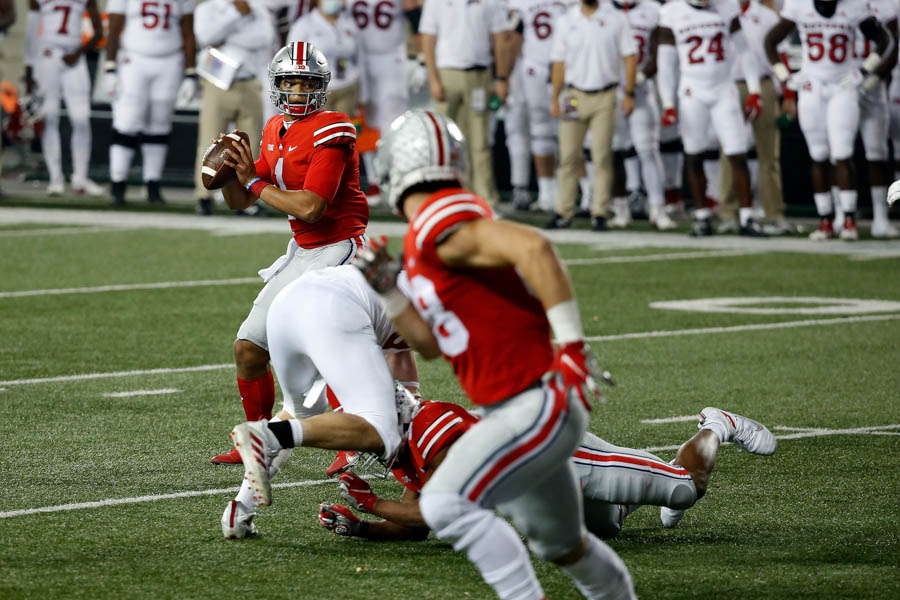 Ohio State v Rutgers 11-7-20 - Courtesy Ohio State Athletics-331