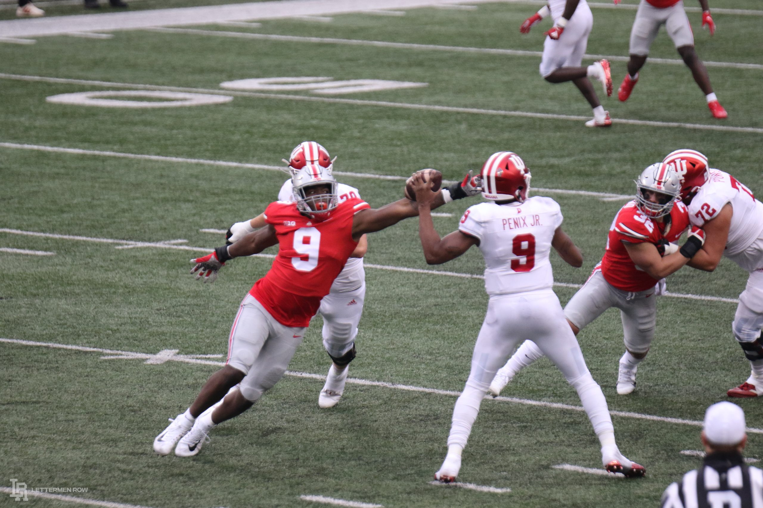 Zach Harrison-Ohio State-Buckeyes-Ohio State football