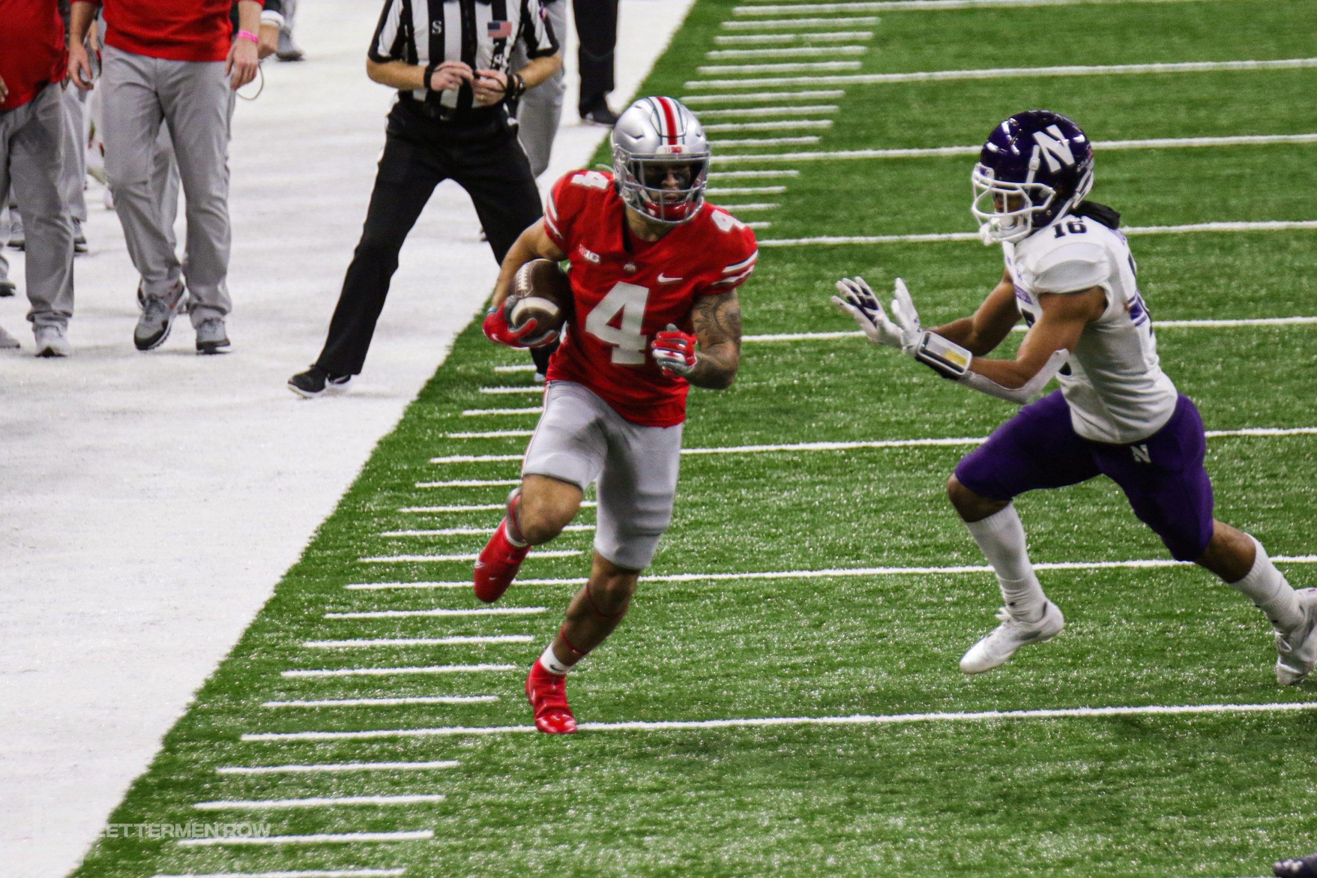 Julian Fleming-Ohio State-Buckeyes-Ohio State football