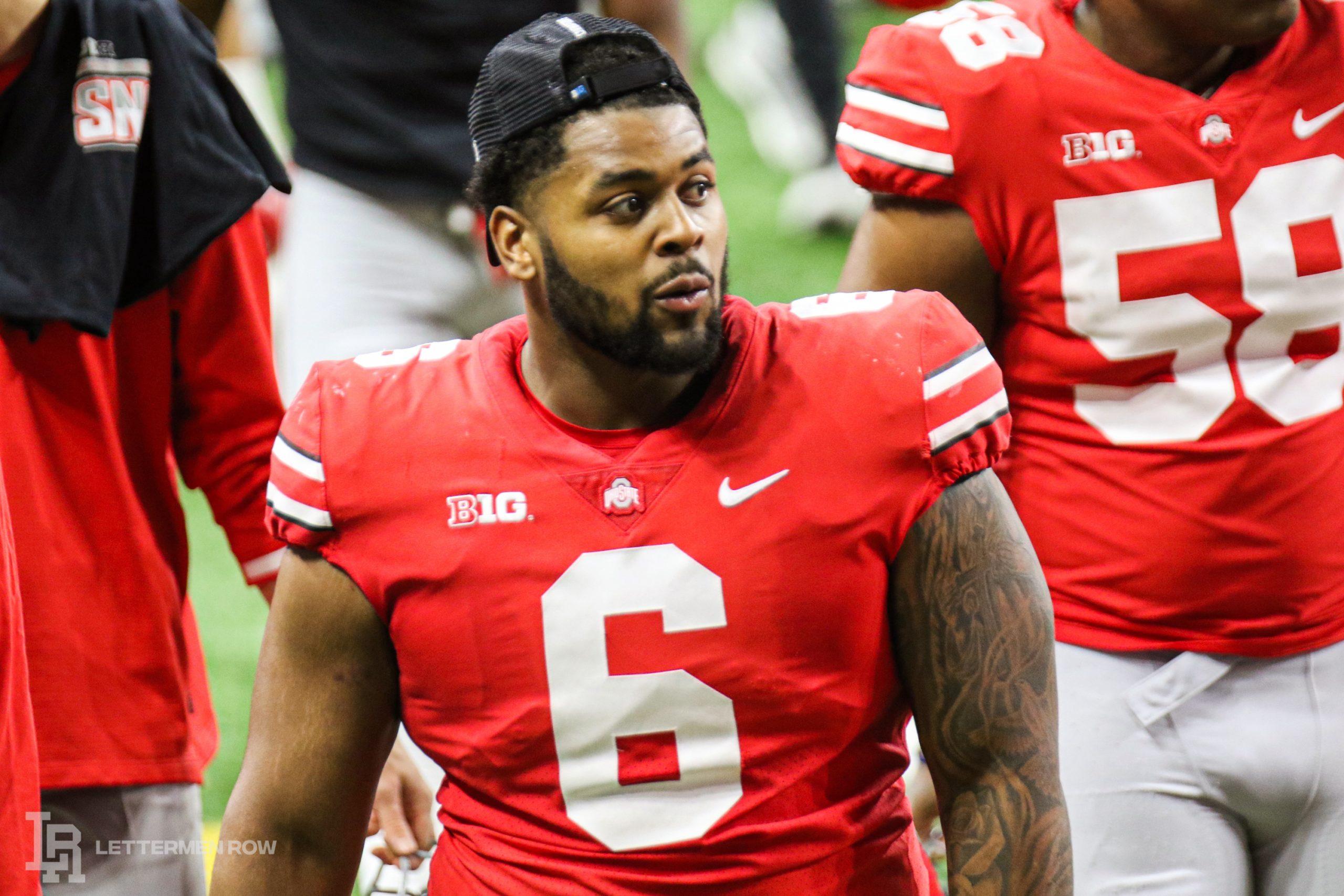 Taron Vincent-Ohio State-Buckeyes-Ohio State football