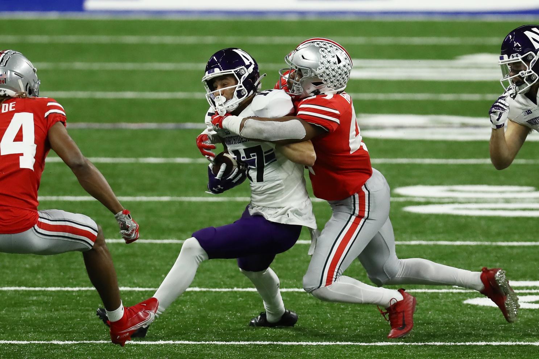 Justin Hilliard-Ohio State-Ohio State football-Buckeyes