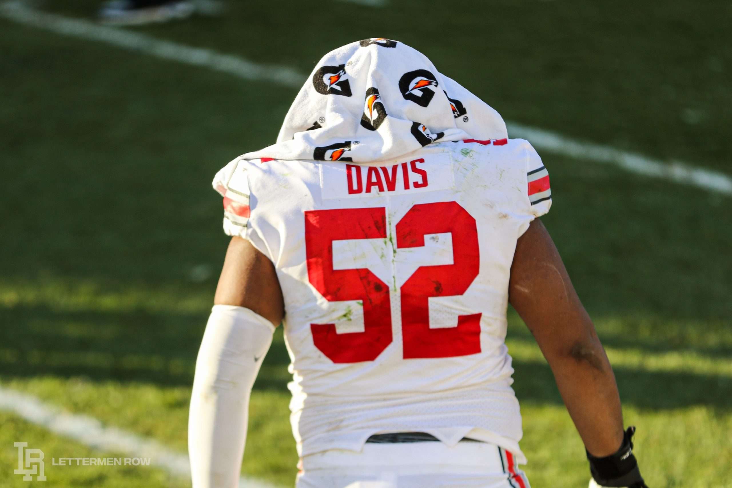 Ohio State-Wyatt Davis-Ohio State football-Buckeyes