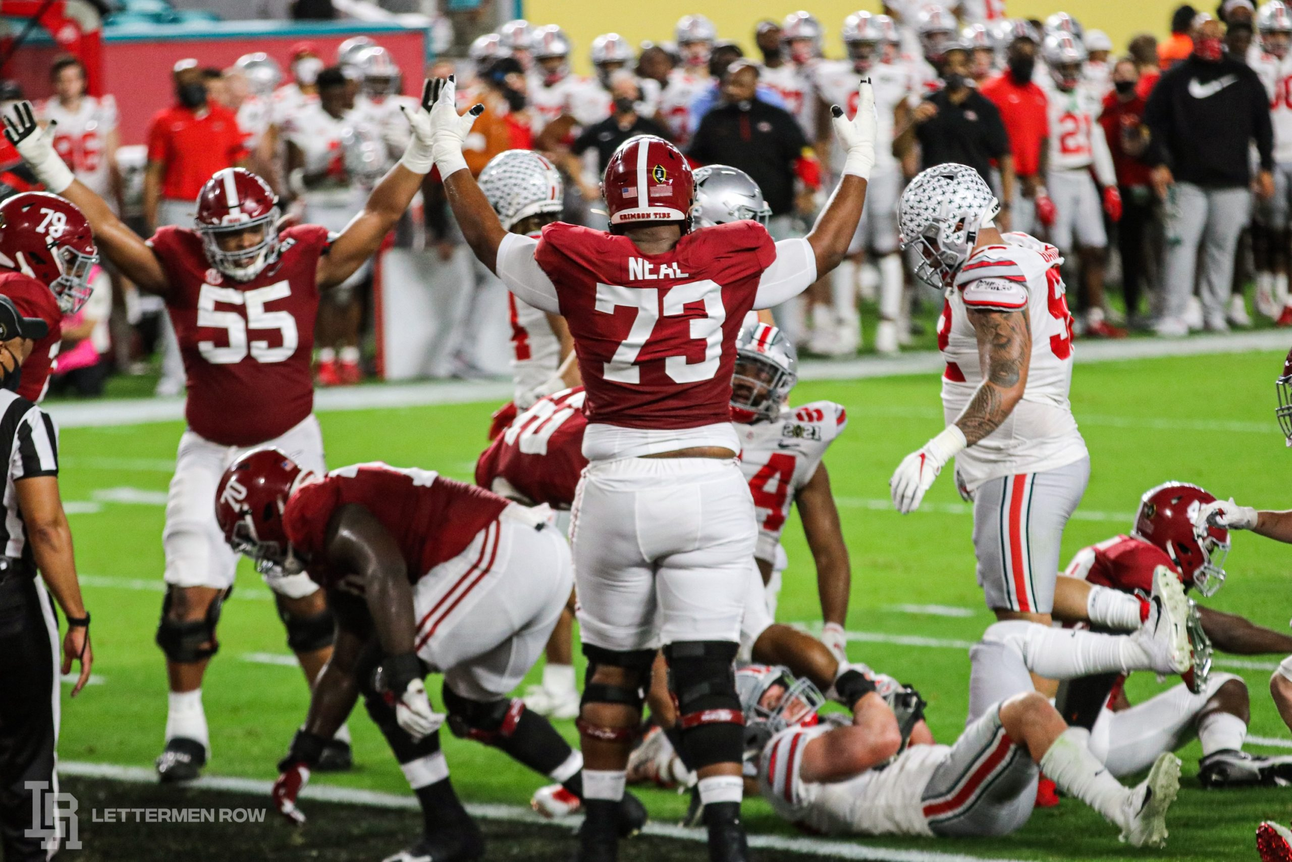 Alabama-Ohio State-Buckeyes-Ohio State football