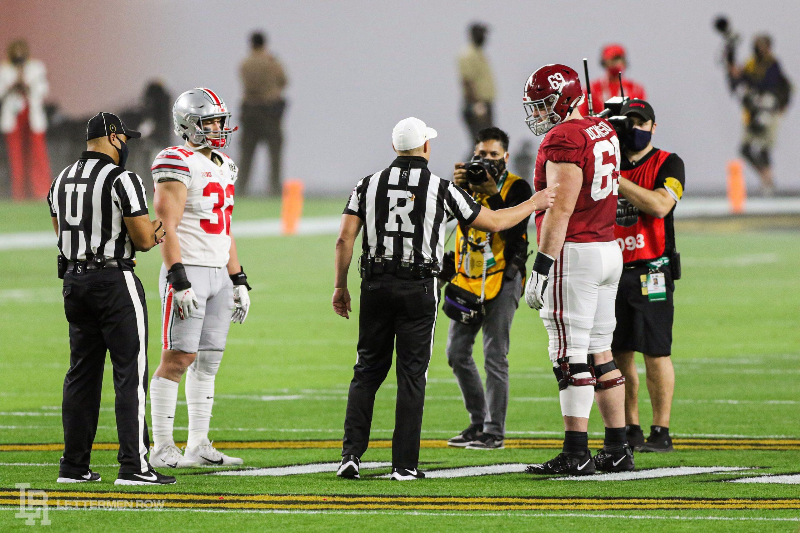ohio state-ohio state football-ohio state roster-alabama roster-alabama football-ncaa roster rules