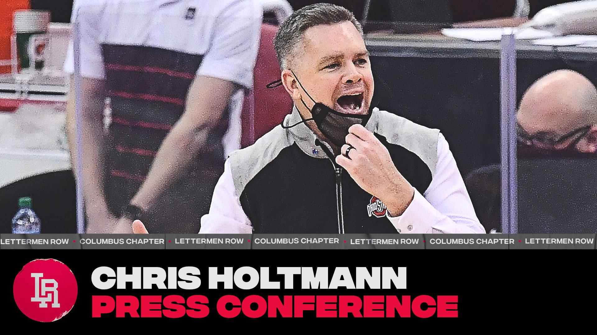 Chris-Holtmann-B1GTitleGame-Press-Conference