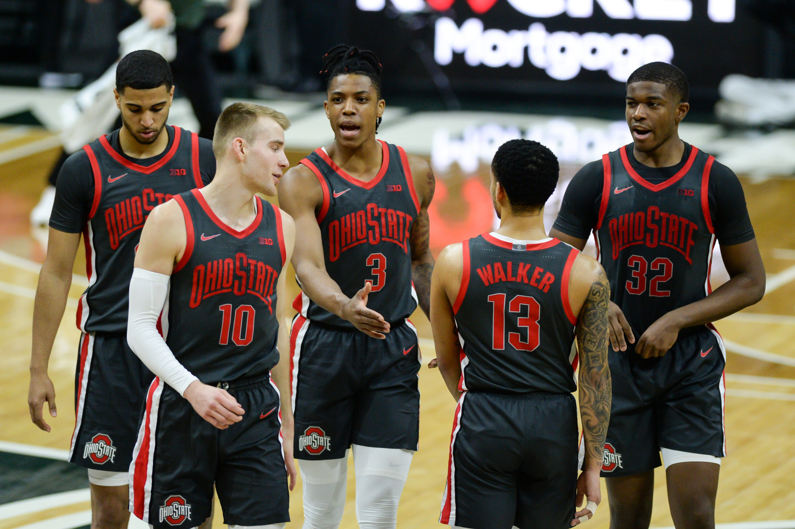 Ohio State-Buckeyes-Ohio State basketball