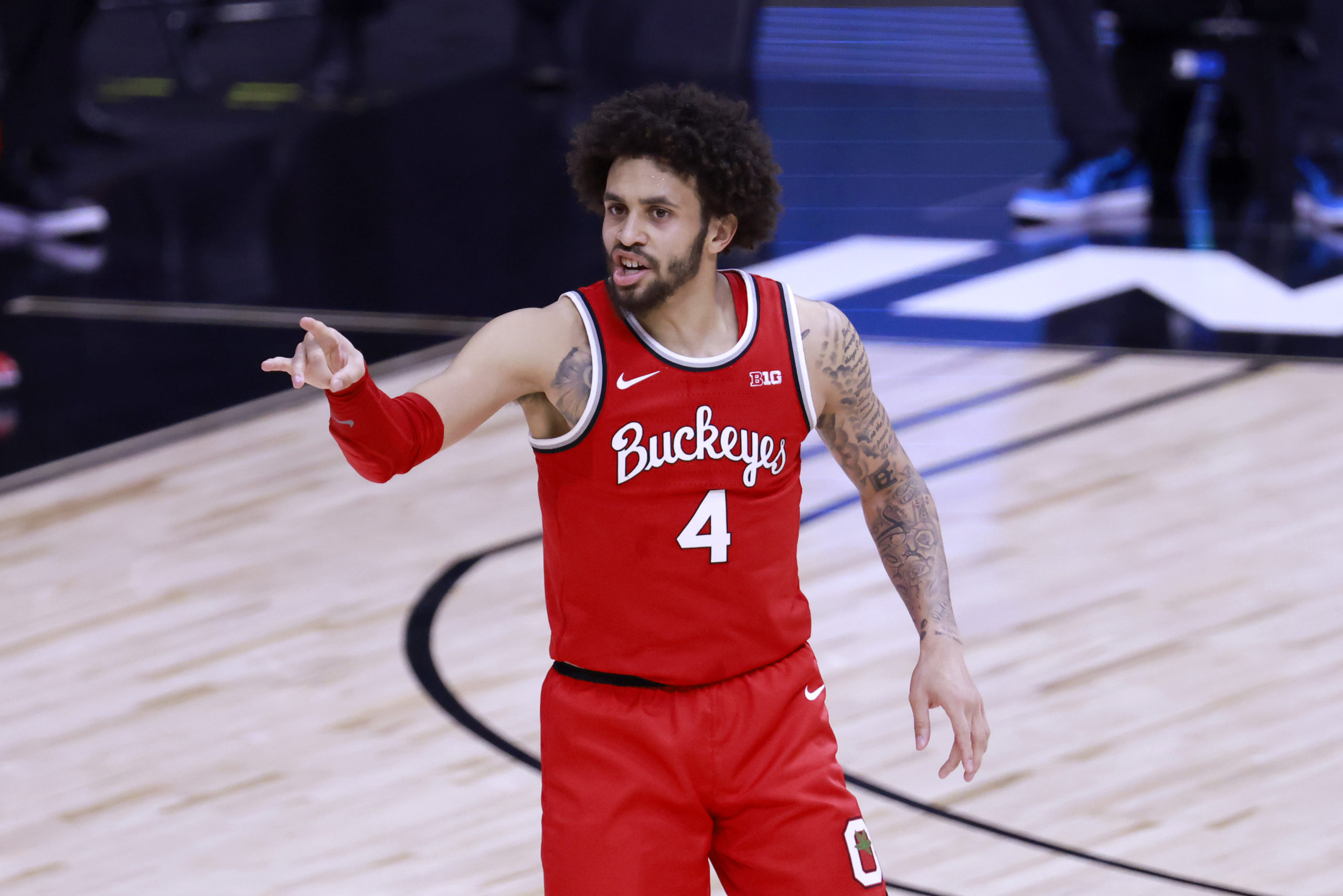 Duane Washington-Ohio State-Ohio State basketball-Buckeyes