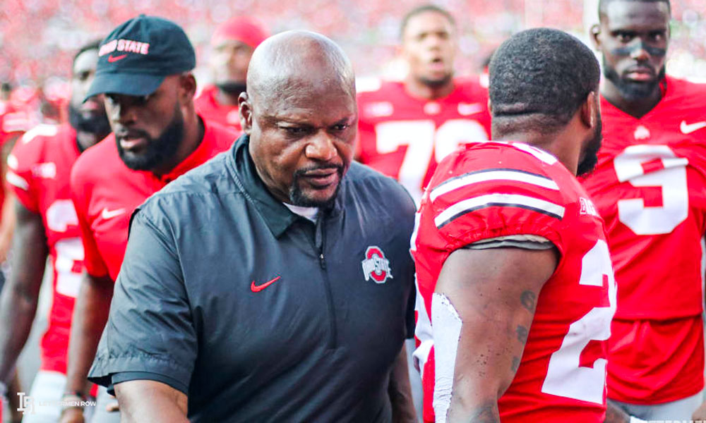 Larry Johnson-Ohio State-Ohio State football-Buckeyes