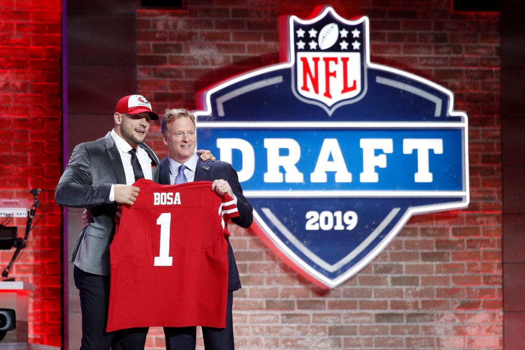 NFL Draft Nick Bosa