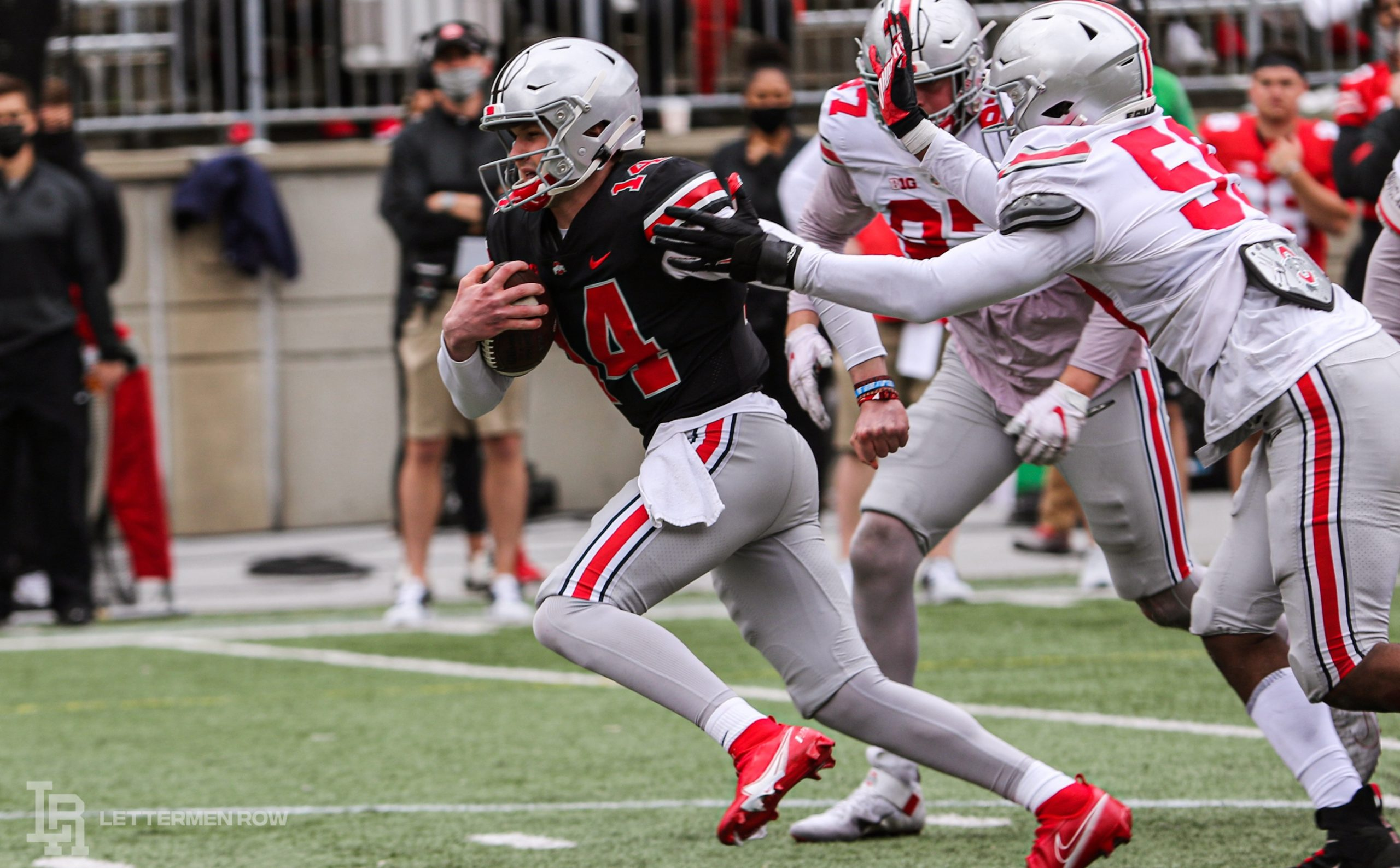 Kyle McCord-Ohio State-Buckeyes-Ohio State football